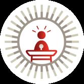 Lámpaláz ikon